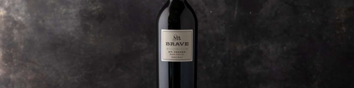 2012 Mt. Brave Single Block Cabernet Sauvignon