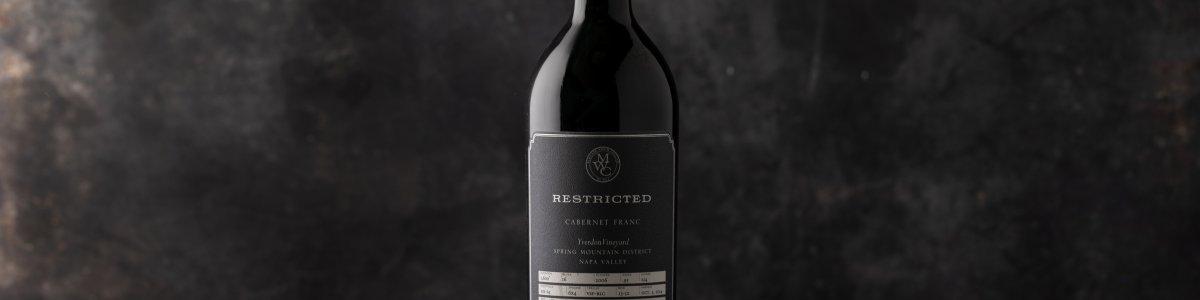 2012 Restricted SPM Cabernet Franc