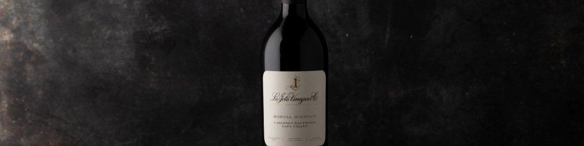 La Jota Howell Mountain bottle shot