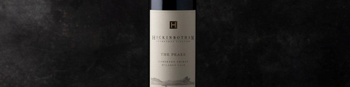 2016 Hickinbotham The Peak Cabernet-Shiraz Blend