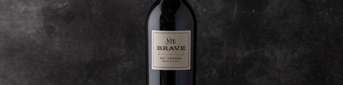 2016 Mt. Brave Mt. Veeder Cabernet Sauvignon