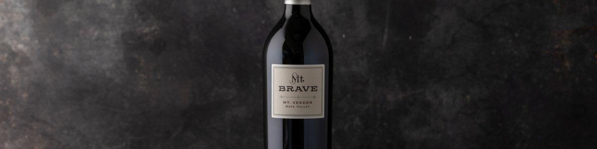 2015 Mt. Brave Mt. Veeder Cabernet Sauvignon