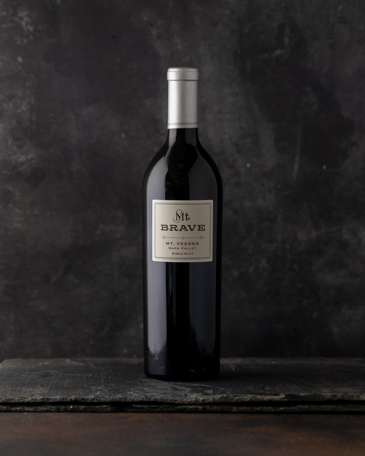 2012 Mt. Brave Single Block Cabernet Sauvignon