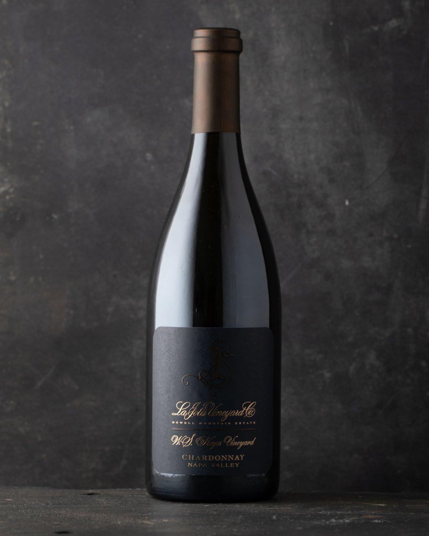 2017 La Jota W.S. Keyes Vineyard Chardonnay
